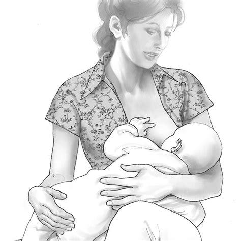 posizione neonato le posizioni giuste per allattare il neonato bimbi sani