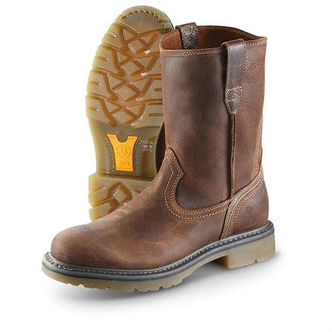 s ariat drifter wellington boots rock 615670