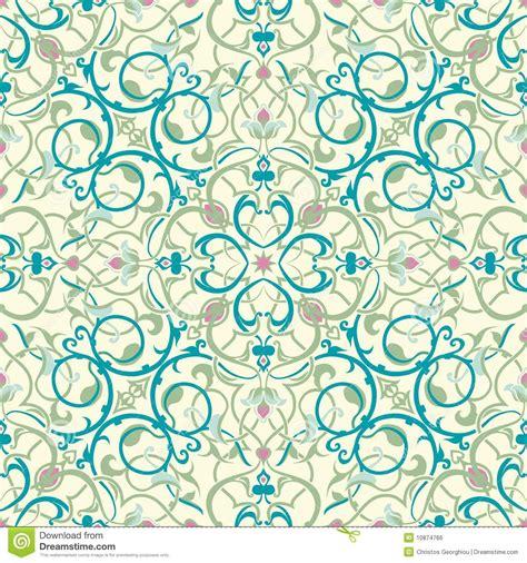 design elements tile middle eastern inspired seamless tile design royalty free