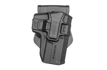 Fab Defense Level 2 Scorpus Swivel Holster For Glock 20 21 37 41 G 21 1 fab defense s w m p 9 40 lvl2 swivel retention holster scorpus m psr b up to 11