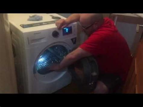 review of samsung dv90k6000cx heat tumble dryer
