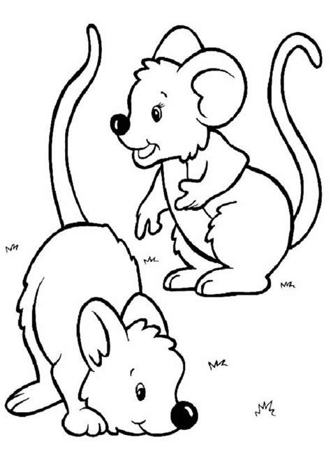 dibujos infantiles para colorear de ratones ratones para colorear dibujos para colorear