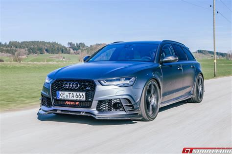 audi rs6 abt price abt rs6 r review gtspirit