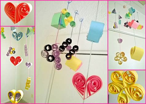 how to make room decorations hanging decoration for baby nursery kids bedroom youtube