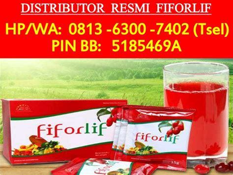 Agen Resmi Fiforlif Di Jepara hp wa 0813 6300 7402 tsel agen jual fiforlif di ilaga kotamulia
