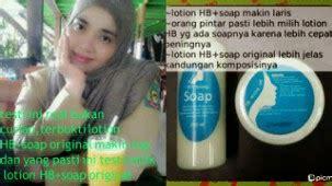 Grosir Paket Whitening Lotion Hb Sabun Pemutih Kulit Tubuh Badan Sa2 cara memutihkan kulit tubuh dengan paket hb whitening