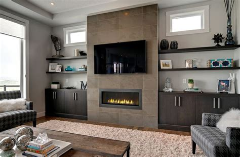 Built Ins Around Fireplace by Built Ins Around Fireplace For The Home