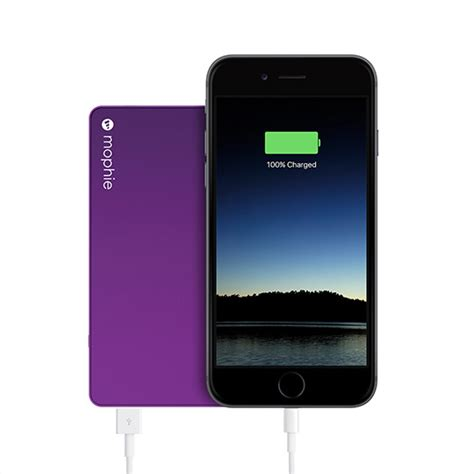 mophie mobile charger powerstation mini portable external battery charger mophie