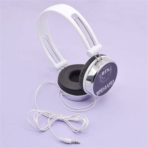 Headphone Kpop kpop bts bangtan boys earphones headphone headset new fan gifts fashion ebay