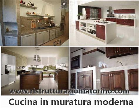 cucine in muratura torino cucina in muratura torino da 2900 ristrutturazioni torino