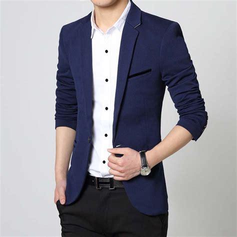 Jaket Blazer Pria Korean Style Jaket Style Hitam popular korean suits for buy cheap korean suits for lots from china korean suits for