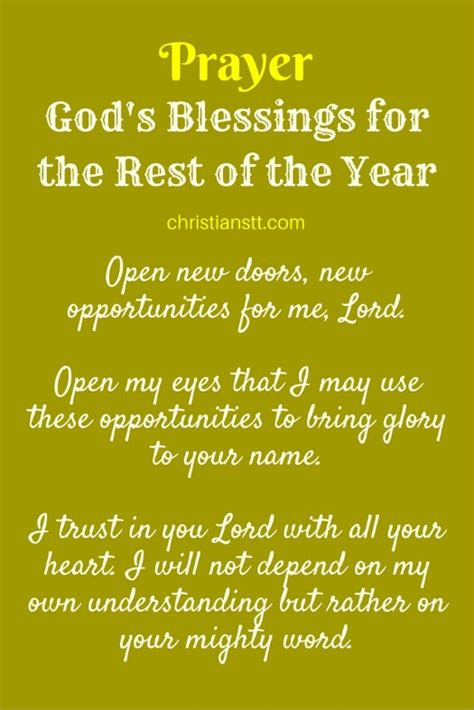 prayers and declarations for the of god confront strongholds and stand firm against the enemy books prayer god s blessings for the rest of the year