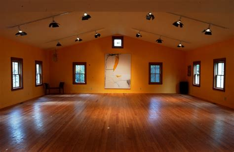 Houzz Floor Plans by Dance Studio Amp Guest House Traditional Home Gym