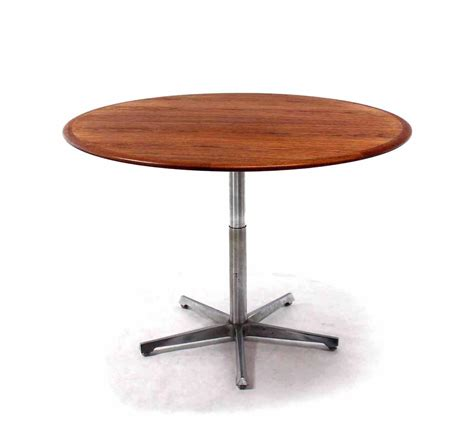 Coffee Dining Tables Hi Lo Convertible Coffee Dining Table For Sale At 1stdibs