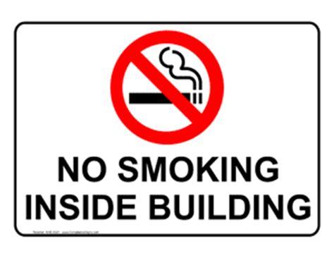 no smoking sign in polish sv no smoking