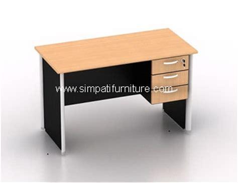 Meja Tulis Laci 2 meja tulis meja kerja kantor murah sale promo toko