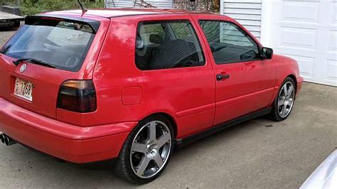 Forza 6 Vw Autos by 1995 Vw Gti Youtube