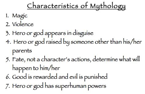 What Qualities Make An American E2 Mythology Interactions Mythology