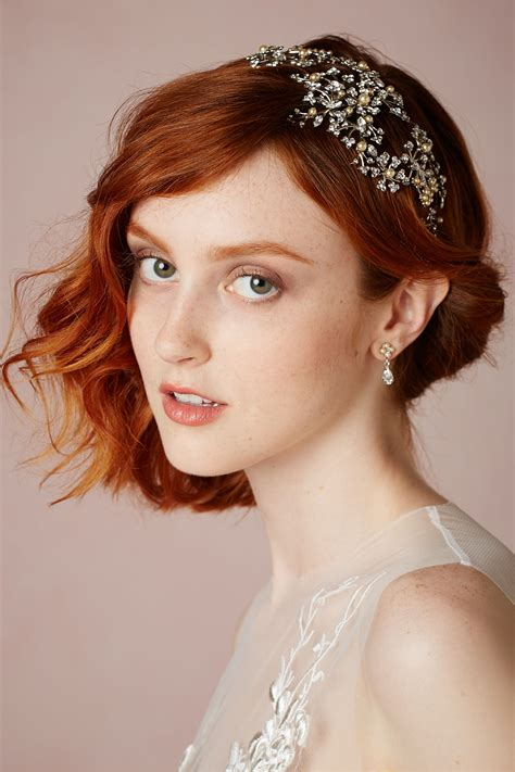 ways to style asymmetrical hair 17 pretty ways to style short hair for wedding be modish