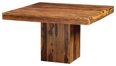 anand square dining room table made of rosewood light