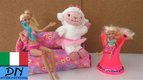 ladari fai da te tutorial diy come costruire mobili divano per le bambole