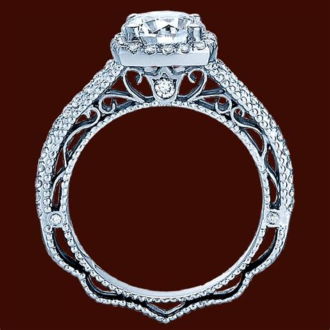 venetian engagement rings from verragio now comes with