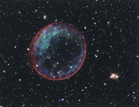 imagenes reales hubble el telescopio hubble fotograf 237 a una burbuja tit 225 nica en