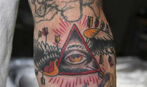 eyeball tattoo on elbow search results tattoo designs tattoo pictures page 920