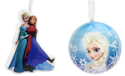 frozen christmas ornament christmas decore