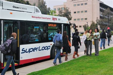 L Post District San Diego by San Diego Launches Superloop To City