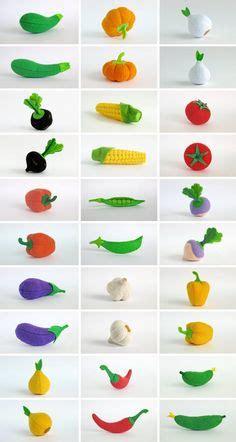 felt zucchini pattern pattern for felt vegetables sewing pinterest felting