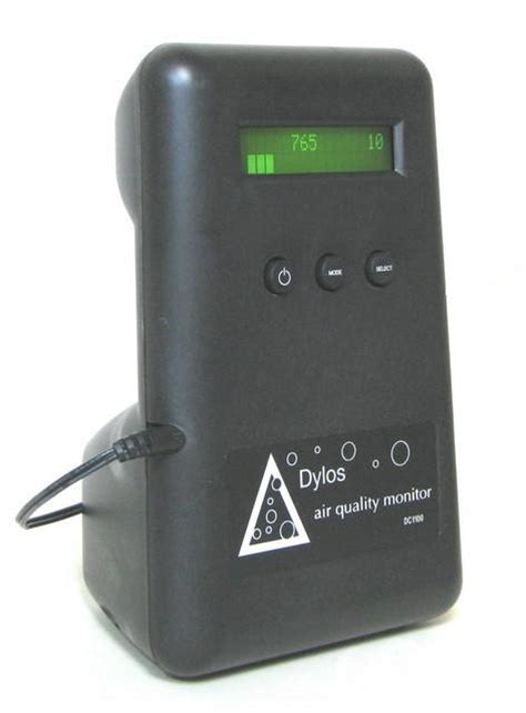 dc1100 pro for air purifier test