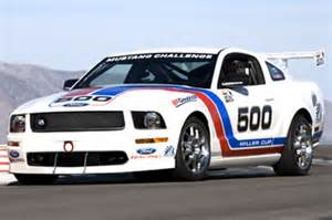 all new car racing all new mustang fr500s race car to be produced