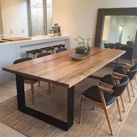King Dining Table Australia Lumber Furniture King Dining Table