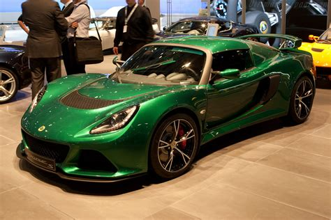 lotus exige s 2012 geneva international motor show