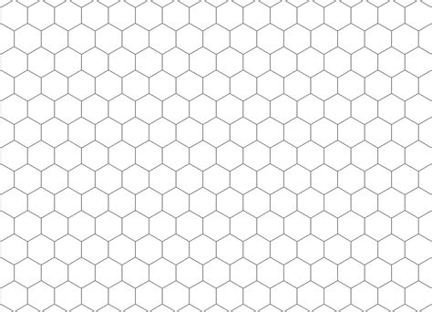 hexagon pattern generator c convert a rectangular grid of points into a