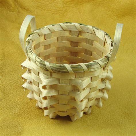 Handmade Indian Crafts - handmade indian basket 4 mesa farm american