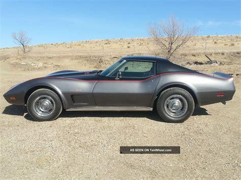 1976 corvette stingray t top 1976 chevrolet corvette stingray w t tops