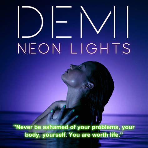 demi lovato songs download 320kbps demi lovato neon lights lyrics download this song