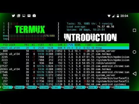 nmap python tutorial termux introduction nmap c python netcat matrix etc