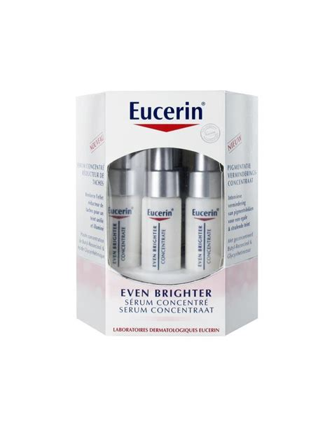 Serum Eucerin eucerin even brighter concentrated serum 6 x 5ml low