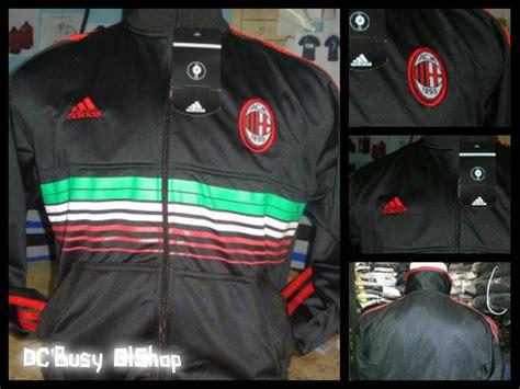 Zipper Hoodie Ac Milan 12 jacket ac milan dc busy olshop