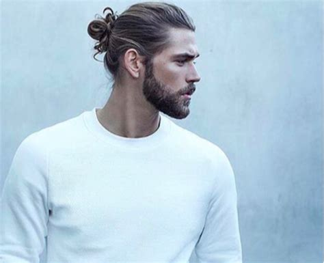 Man Buns With Short Sides | man buns hair to stay