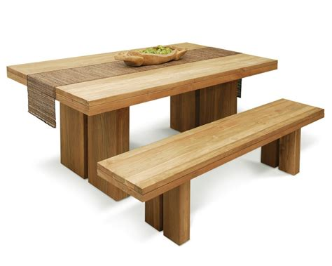 wooden bench dining 7 reasons why you should use wooden furniture