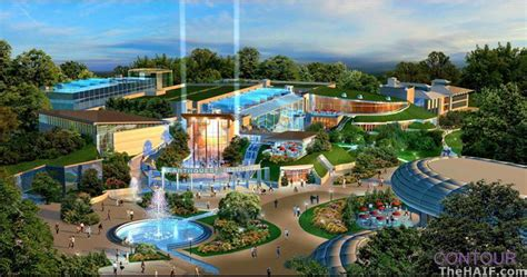Theme Park New Caney | new quot green quot earthquest resort theme park in new caney