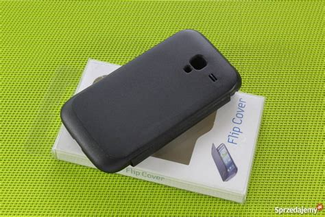 Flipcover Samsung Ace2 I8160 etui flip cover samsung i8160 ace 2 蛛 243 d蠎 sprzedajemy pl