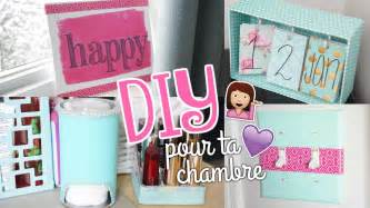 D I Y Diy Pour Ta Chambre Facile Amp Cute Youtube