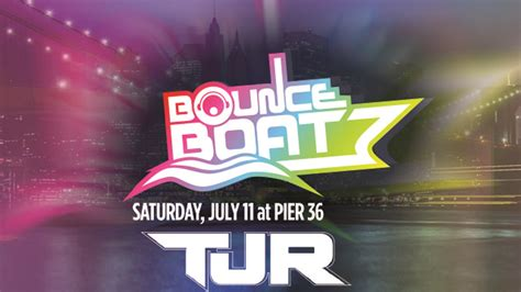 bounce boat best party on the waters of the east river bounce boat nyc