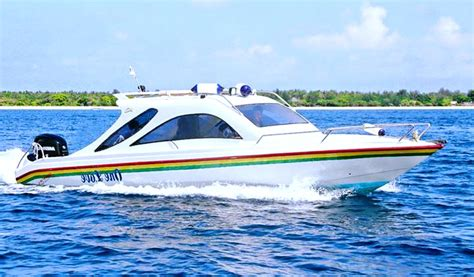 speed boat price gili lombok speed boat online booking halomi trekker
