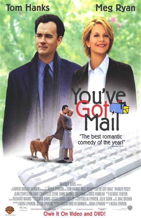 Youve Got Mail 1998 Film You Ve Got Mail Movie Posters From Movie Poster Shop